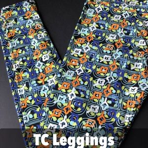 Lularoe TC Leggings